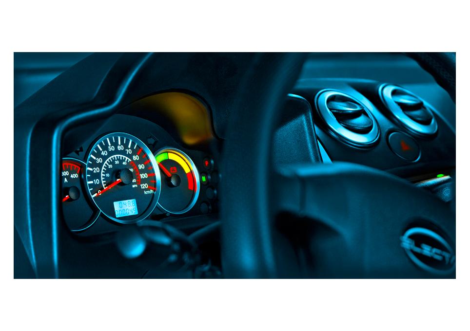 Alan Matuka car photography Electa fotograf