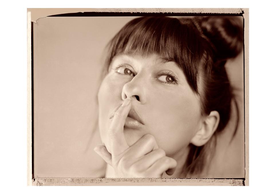 Alan Matuka fotograf photographer polaroid portrait