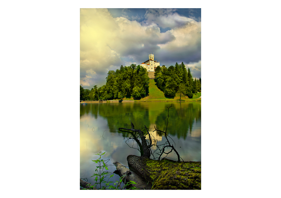Alan Matuka landscape photography Trakoscan dvorac castle