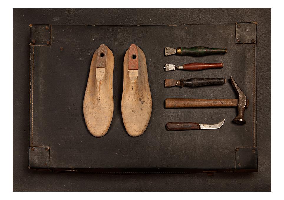 Alan Matuka still life Borovo cipele radiona povijest shoes postolar shoemaker