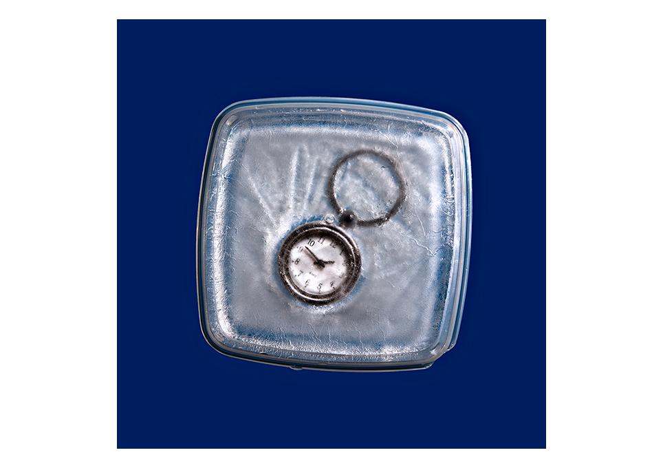 Alan Matuka advertising reklama photography fotografija ice led watch clock