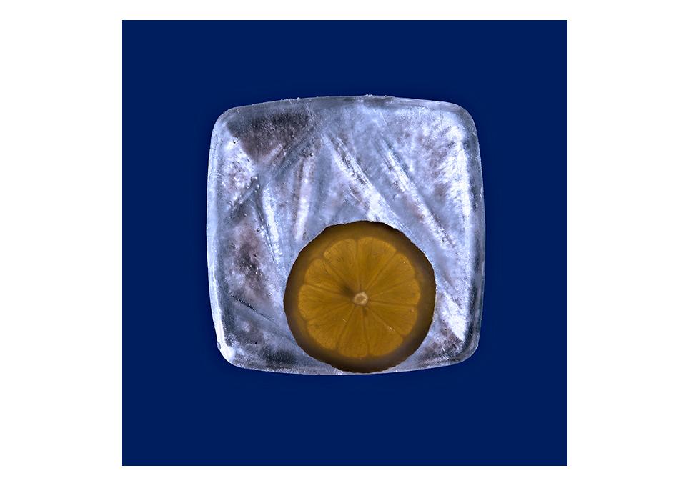 Alan Matuka advertising reklama photography fotografija ice led lemon limun